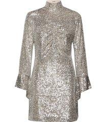 day bling jurk knielengte zilver day birger et mikkelsen
