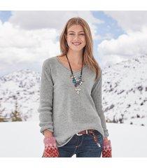 beloved cashmere pullover - petites
