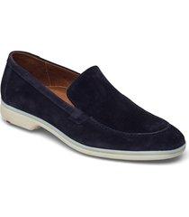 jordan loafers låga skor blå lloyd