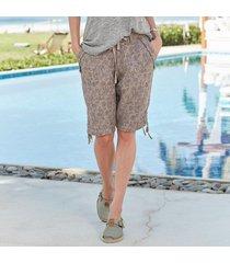 baylee bermuda shorts