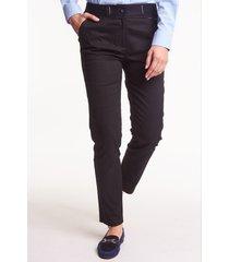 czarne spodnie bawełniane