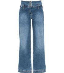 bio-jeans marlene, lichtblauw 42