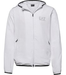 jacket tunn jacka vit ea7
