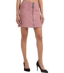 moschino traditional mini skirt