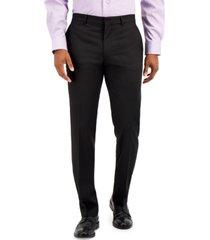 kenneth cole reaction men's techni-cole suit separate slim-fit pants