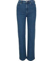 a.p.c. straight-leg denim jeans
