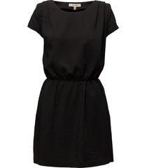 elay korte jurk zwart whyred