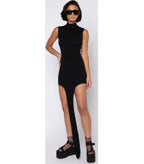akira my every move halter top mini dress