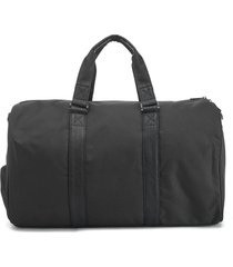 herschel supply co. men's novel duffle bag - black
