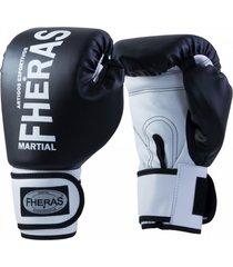 luva boxe muay thai fheras new orion pr/br 12