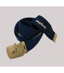 cinturón azul mistral weddell pluss