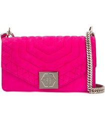 philipp plein bolsa 'original' - rosa