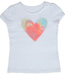 epic threads toddler girls tie dye heart t-shirt