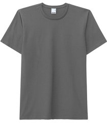 camiseta cinza escuro tradicional malwee cinza escuro - p