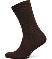 lhasa rib so underwear socks regular socks brun falke