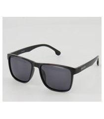 óculos de sol hang loose v uv polarizado preto