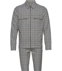 jacket suit pak grijs casual friday