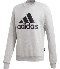 sweatshirt m mh badge of sport crew fl