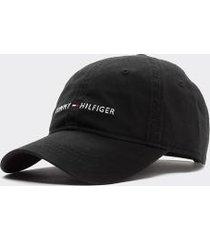 tommy hilfiger women's hilfiger cap deep black -