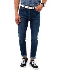 jeans casual celeste arrow