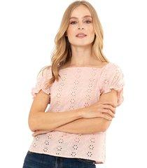 blusa cadiz rosa ragged pf11112145