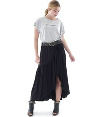 falda casual - mujer