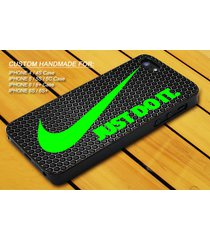 nike just do it green cover iphone 7 7+ 6 6s 6+ 6s+ 5 5s 5c 4 4s ipod 5 case