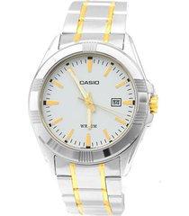 reloj casio ltp-1308sg-7a-gris