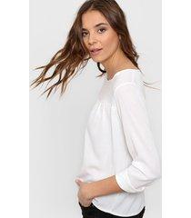 blusa blanca nano chipre
