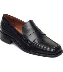 shoes 2800 loafers låga skor svart billi bi