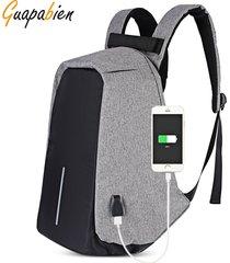 mochila/ multifunción bolsa al aire libre portátil-gris
