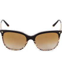 55mm cat eye sunglasses
