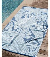 michael aram palm resort 100% cotton beach towel bedding