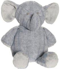 gosedjur elefant stickad 30cm