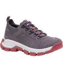 zapatilla highlander gris cat
