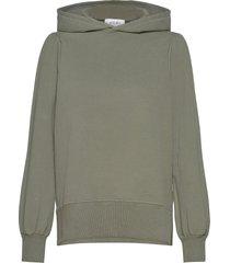 tina hoodie hoodie trui groen ella&il