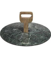 taca marmurowa deska do serwowania 30 cm