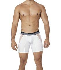 ropa interior masculina boxer clever cautios long-blanco