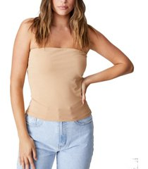 women's lena longline tube top