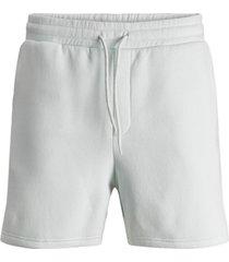 jack & jones men's brink fleece sweat shorts