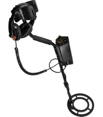 barska premiere edition metal detector, underwater, with carrying case