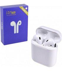 audifonos i31 tws  inalámbricos bluetooth 5.0