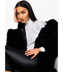 akira another day long sleeve turtleneck sweater