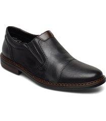 17659-00 loafers låga skor svart rieker