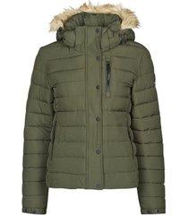 donsjas superdry classic faux fur fuji jacket