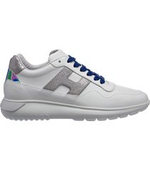 scarpe sneakers donna in pelle interactive3