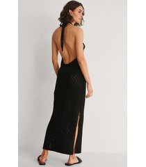 trendyol strandklänning - black