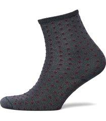 moonlight sock lingerie socks regular socks grå unmade copenhagen