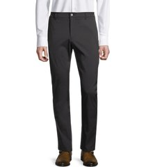 original penguin men's herringbone pants - black iris - size 38 32