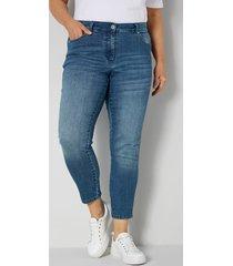 jeans janet & joyce blue stone::rood